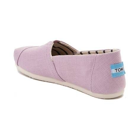 <p>Keep it stylishly simple with the new Classic Slip On Casual Shoe from TOMS. The perfect wear-anywhere shoe, these Classics feature breathable canvas uppers with a contrasting, flexible rubber outsole. <b>Available online at Journeys.com!</p> <p><u>Features include</u>:</p> <ul> <li>Canvas upper with TOMS toe-stitch</li> <li>Elastic V for easy on and off</li> <li>TOMS classic suede insol...