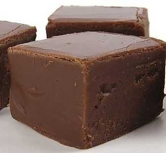 Fantasy Fudge- Seriously the best fudge recipe ever, so smooth and creamy. Even better? you can make it any flavor you want! I've made peppermint w/ white chocolate and peppermint extract, used 1/4 c. peanut butter chips in place of choc.  Anywhere your ideas takes you!