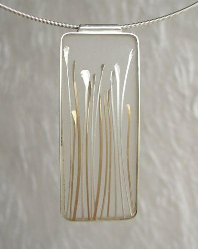 Carla Pennie Jewelry Design – Pendants – Seed Pendant
