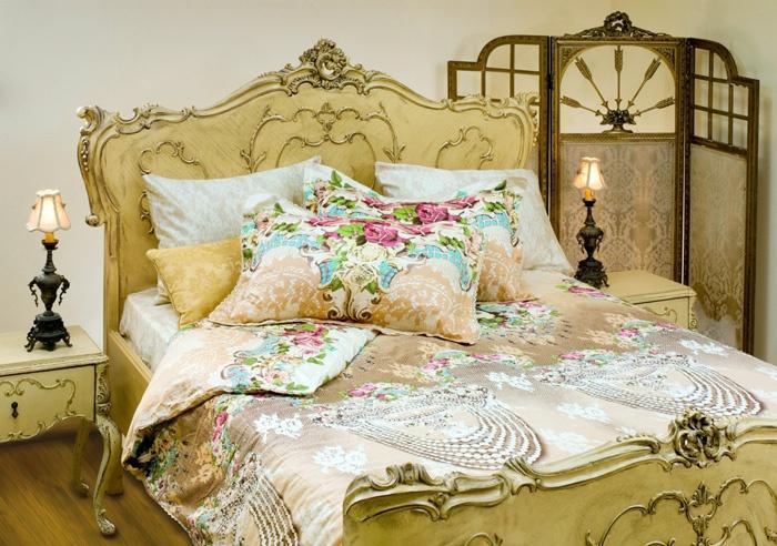 romantic bedroom style