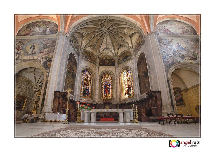 Interior Catedral de Albacete IV - Altar Mayor