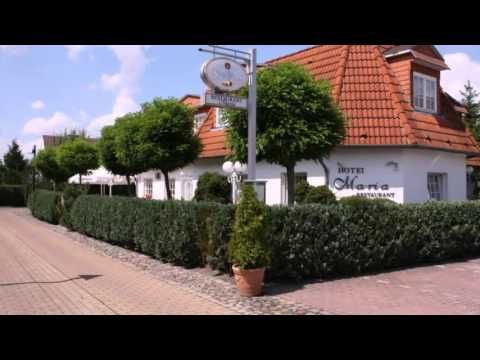 Hotel Maria - Greifswald - Visit http://germanhotelstv.com/maria Located in a peaceful location in the city of Greifswald Hotel Maria offers comfortable rooms just 500 metres from a beach on the Baltic Coast. Free Wi-Fi internet access is available throughout. -http://youtu.be/4w6iBozb88E
