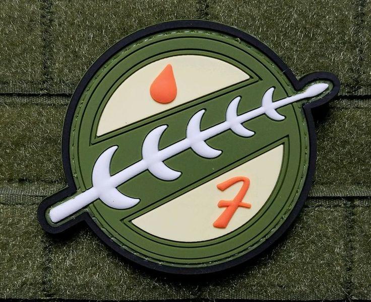 Boba fett symbol patch