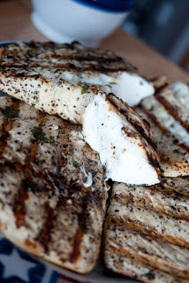 The Stoker Kitchen: Grilled Fish Steaks | *Fish Recipes* | Pinterest