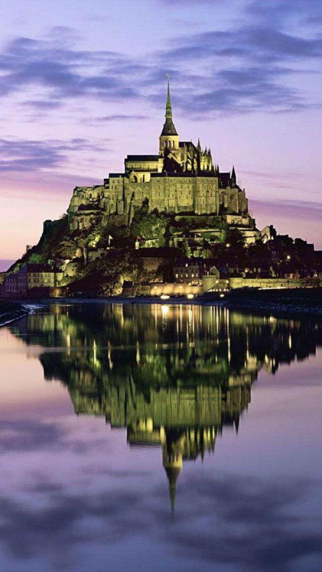 Mont Saint-Michel, Normandy, France