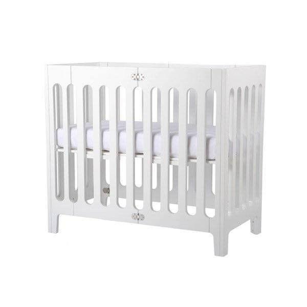 Alma Mini Crib Mini Crib Cribs For Small Spaces Crib