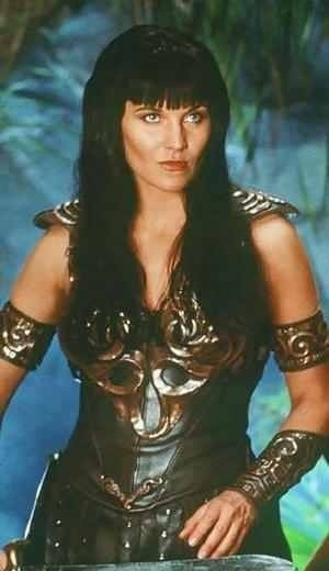 #Xena Warrior Princess, proudly made in NZ
