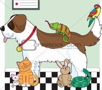Disaster Preparedness for your pets, including lizards, birds and other small animals..    Wise Food Storage