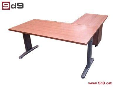 46 best images about mesas de oficina de segunda mano en for Oficina patentes y marcas barcelona