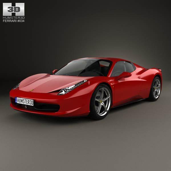 Ferrari (Sexy Italian) On
