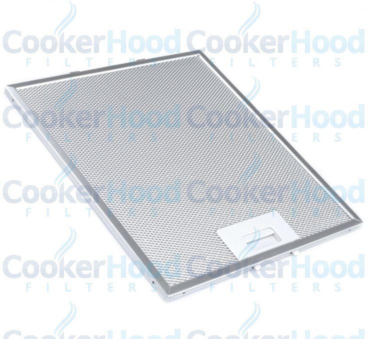 Elica Cooker Hood Metal Grease Filter