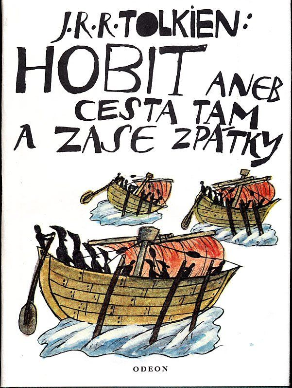 Czech Hobbit Edition
