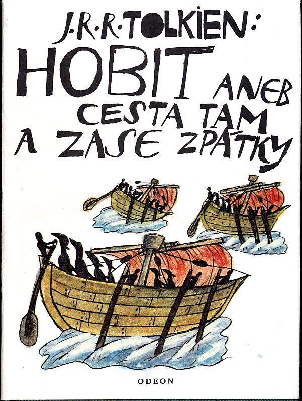 Czech Hobbit Edition