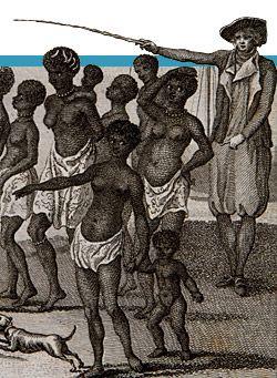 Slavernij: Mensenhandel en gedwongen arbeid in de Nieuwe Wereld   entoen.nu