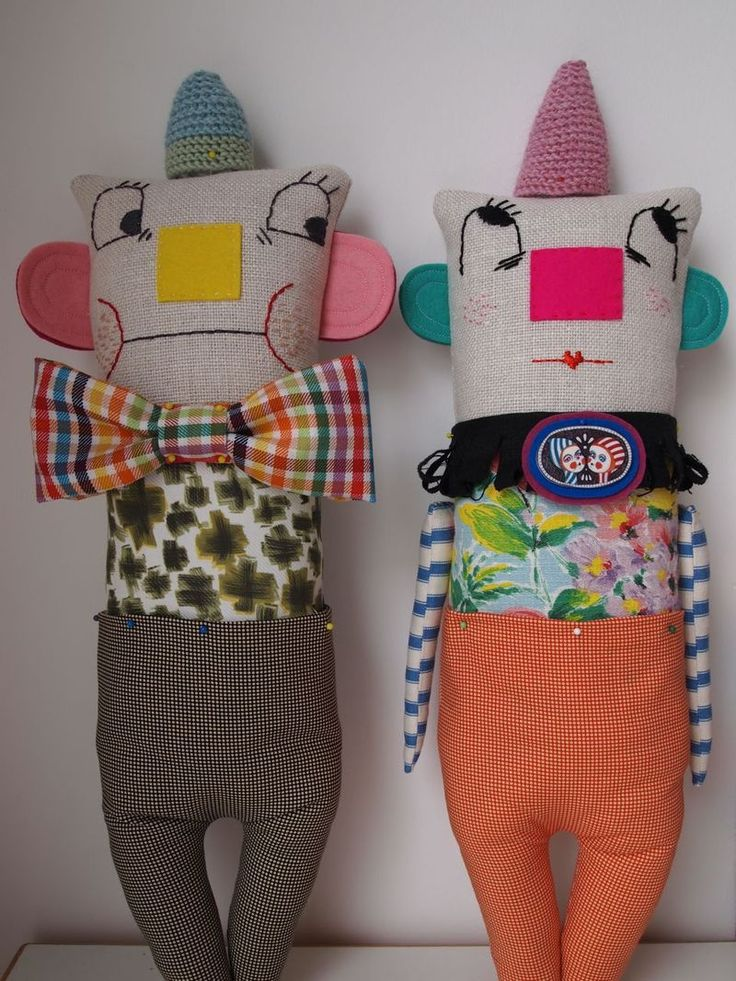 .Clowns Soft Dolls, Squares, Jessica Quinn, For Kids, Funny Face, Crochet Hats, Softies Inspiration, Art Plush, Clowns Dolls