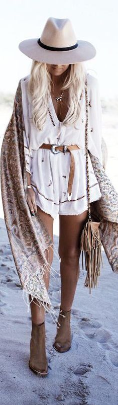 Boho Chic Style                                                                                                                                                                                 More