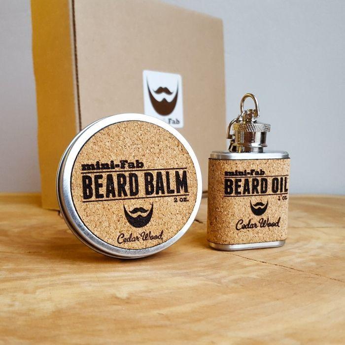 1001 Ideen Fur Geschenke Fur Manner Die Alles Haben In 2020 Beard Oil And Balm Personalised Gift Boxes Beard Balm