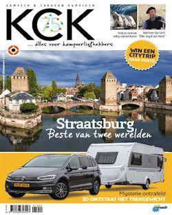 Proefabonnement: 3x KCK € 10,-: In KCK lees je over mooie campings…