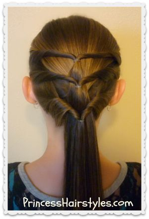 Triple Twist #Ponytail Tutorial