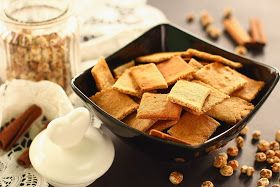 TücsökBogár konyhája: Fahéjas keksz (paleo)