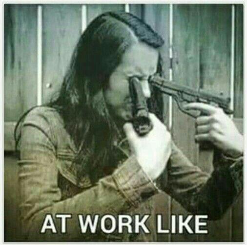 Everyday work humor