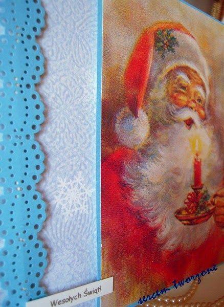 sercem tworzone: Dokładka kartek świątecznych...