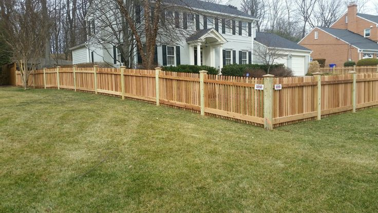 1000+ Ideas About Wood Picket Fence On Pinterest