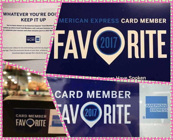 #2017favorite #happycustomers #thankyou #bestjobintheworld #shopsmall #amex #americanexpress #alpharetta #loveourcustomer #designer #promotions