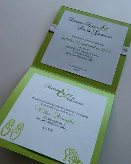 Guida al matrimonio: Colore avorio e verde mela