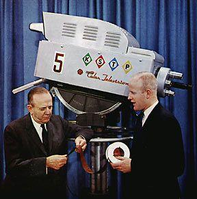 RCA TK-41 Color Television camera