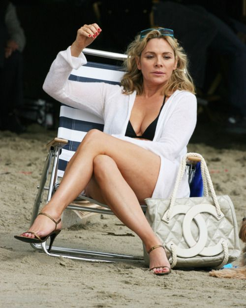 Sex and the City - Samantha Jones/Kim Cattrall Appreciation Thread #7 - Because she is enjoying every bit of her being single again! - Page 4 - Fan Forum