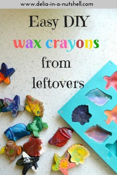Have wax crayons at home? You need to try this trick! Your little human is breaking crayons like it's their job? Turn the frustration into something fun and creative that will put those crayons to good use!