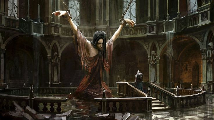 demon's souls concept art - Поиск в Google