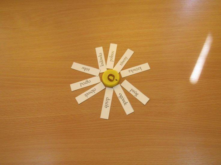 Ortokwiatki ~ Zamiast kserówki. Edukacyjne gry i zabawy dla dzieci.