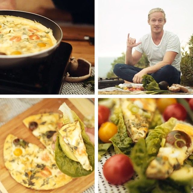 """Was your mouth watering over the after-surf brekkie frittata featured in Episode One of our #BellstoBondi adventure? Check out the full recipe from our…"""