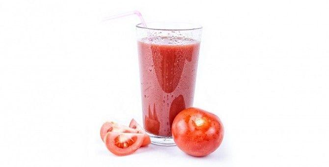 Tomato juice honey original