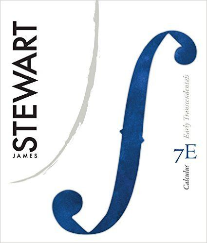 Download Calculus: Early Transcendentals, 7th Edition by James Stewart PDF, Kindle, eBook, Calculus: Early Transcendentals, 7th Edition PDF Download
