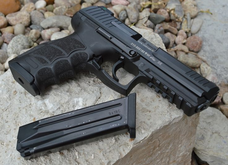 H&K Heckler & Koch P30L 9mm Pistol Review