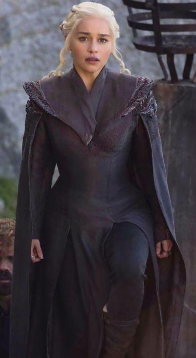"""""""Daenerys in season 7 of Game of Thrones """""""
