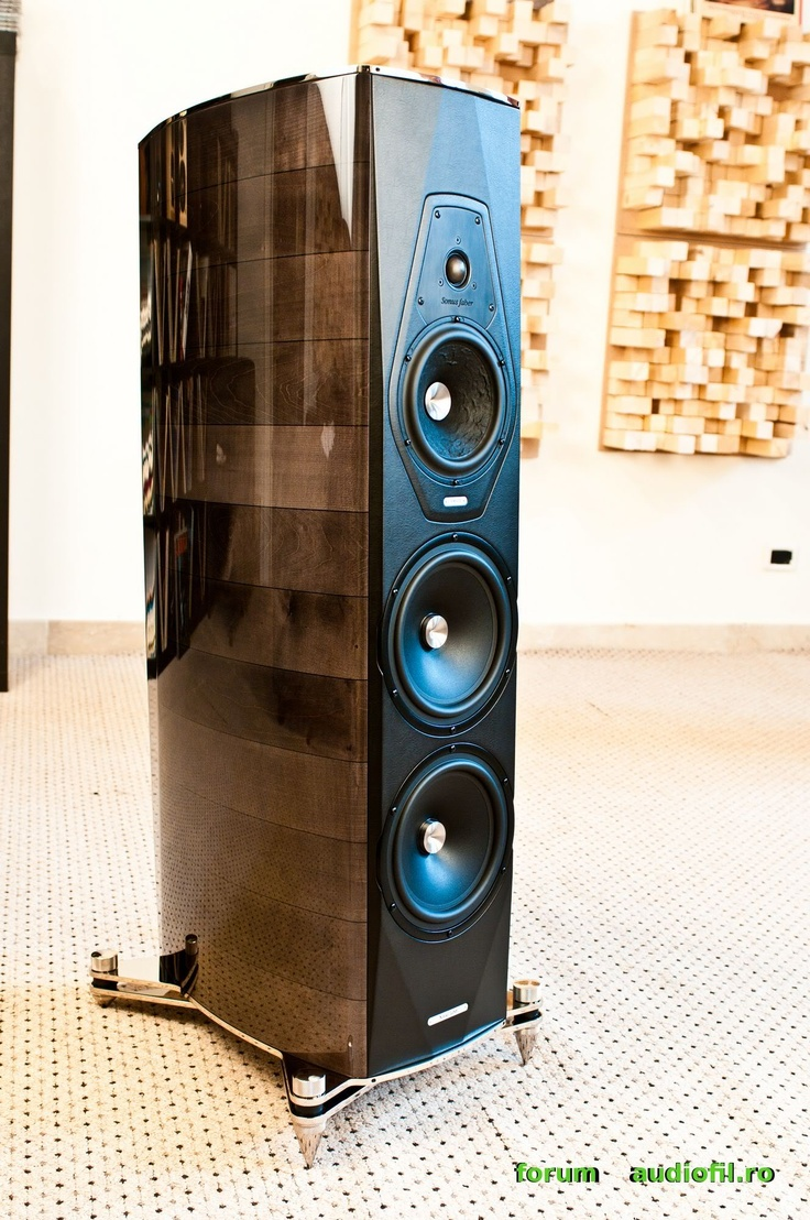Sonus Faber Amati Futura available at Audio Visual Solutions Group 9340 W. Sahara Avenue, Suite 100, Las Vegas, NV 89117. The only McIntosh/Sonus Faber Platinum Dealer in Las Vegas, Nevada. Call us for pricing & availability @ (702) 875-5561.