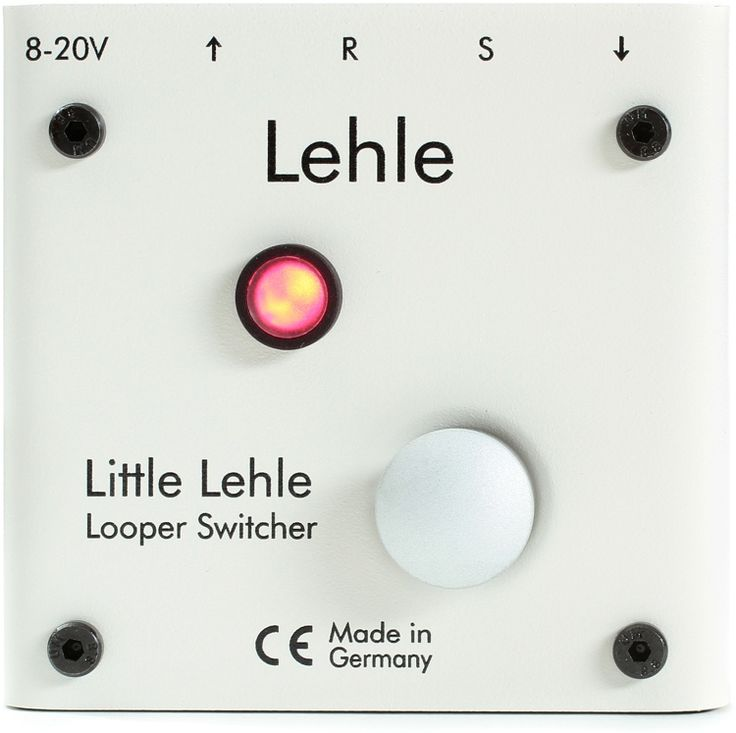 Lehle Little Lehle II True Bypass Looper Switcher