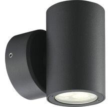 MALMBERGS Wandverlichting voor buiten, Spirit double, LED, zwart, A+