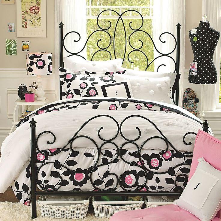 38 best Girls Bedding Sets images on Pinterest | Girls bedding ...