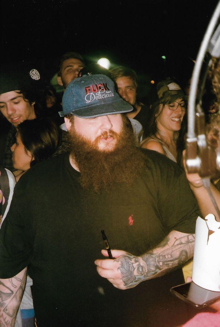"fuckingphotos:  ""Action Bronson / Camp Flog Gnaw / 2016  """
