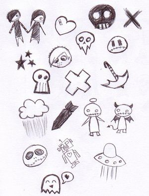 Cute Little Things We Ve All Drawn And Cool Drawings Stuff Pinterest