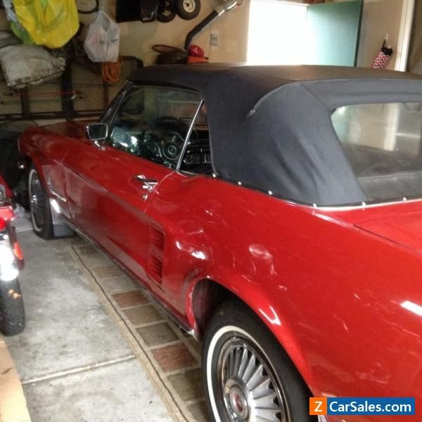 1967 Ford Mustang #ford #mustang #forsale #unitedstates