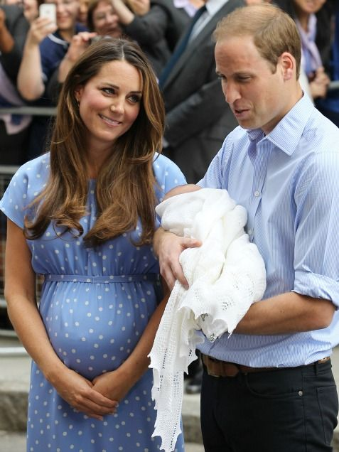 The Royal Baby is here! See his first photos...