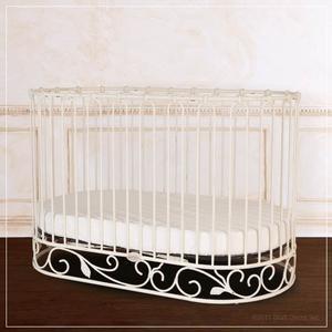 baby crib | designer nursery | luxury crib