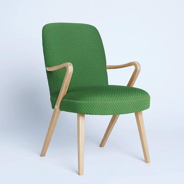 #forsale #vintage #vintagefinds #vintageshop #vintagelove #retro #old #design #home #midcenturymodern #lubke #chair #renovation #furniture @sylwiabiegaj