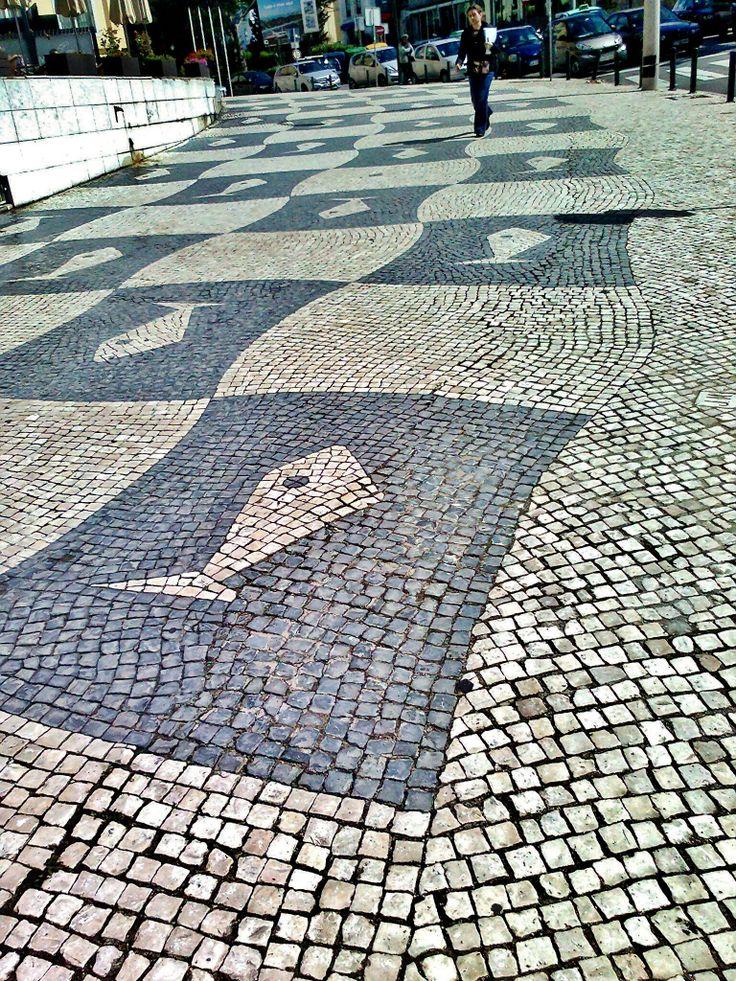 Calçadas, Belém  ~ photo by Sabine Ostermann www.pure-image.eu